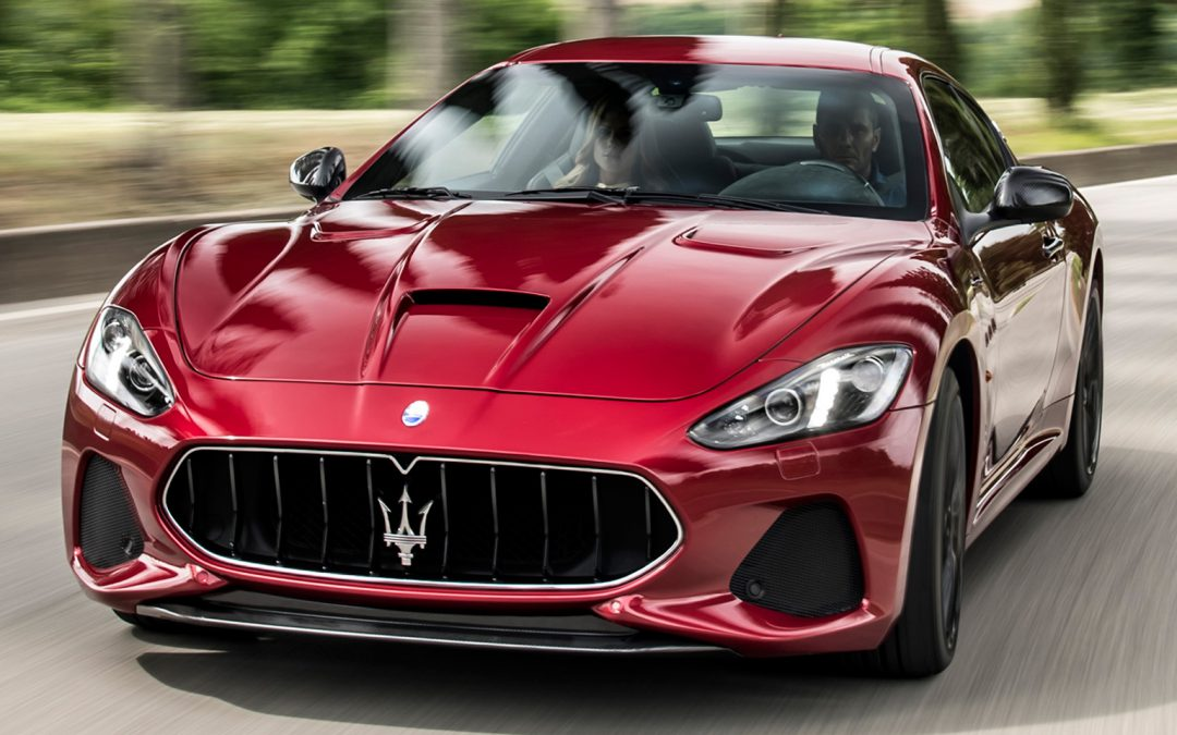 Car of the Month: Maserati Granturismo