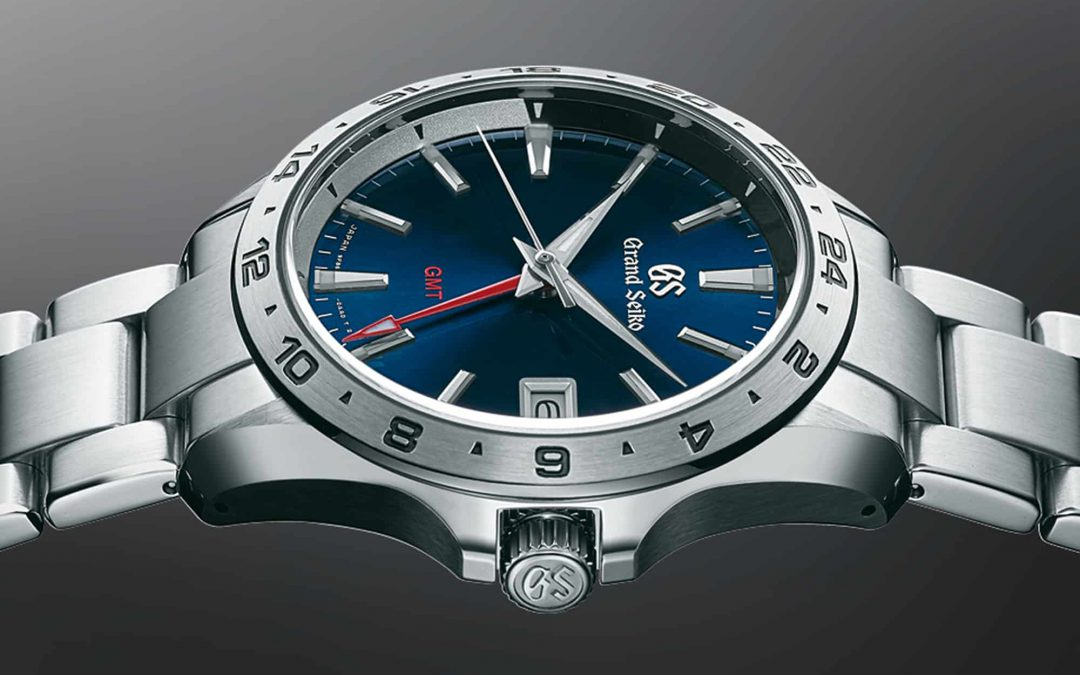 Seiko 9F quartz GMT – A Perfect Premium Watch To Own For Travelers